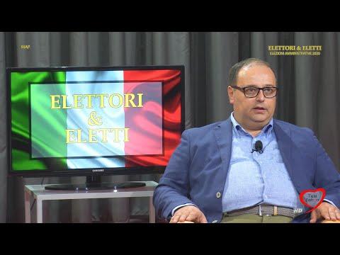 Elettori & Eletti 2020: Francesco Losito, candidato consigliere regionale - La Puglia domani