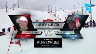 Alpe d'Huez - SKIOPEN COQ D'OR 2016 - Les Finales
