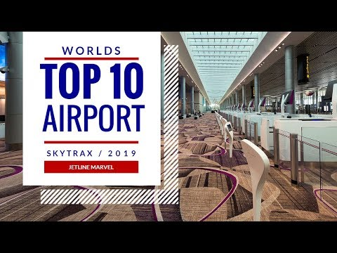 The 10 Best Airports In The World In 2019 : Skytrax Awards