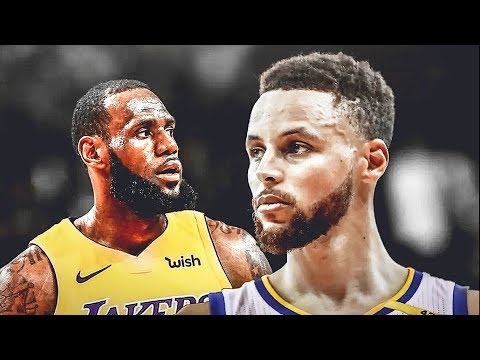Stephen Curry Makes LeBron James Quit the NBA After Joining Lakers