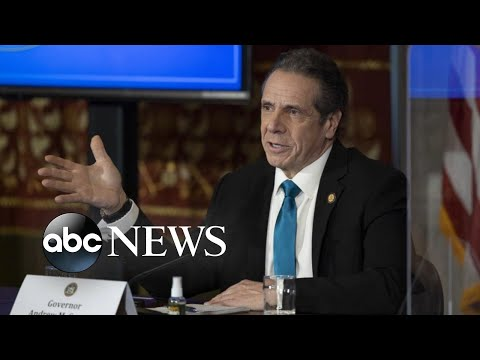 New York governor under fire for deaths at nursing homes   WNT