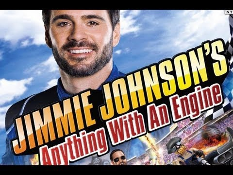 Cgrundertow jimmie johnson 39 s anything with an engine for for Anything with a motor