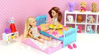 КАТЯ БРОСАЕТ ВСЕХ   ОДНОКЛАССНИКОВ Мультик #Барби Про Школу Куклы Игрушки Для девочек