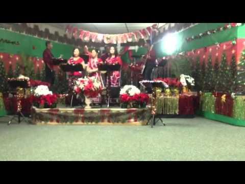 Lahu song: Xmas @GLCC 12-25-2012