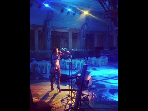 Аиша.8 июля состоялось выступление в Армении ,город Ереван, ресторан Фараон.