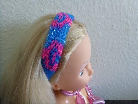 DIY HairLoom Bands Haarschmuck, Geschenk zum Muttertag, Mother´s day Gift Ideas Heart, Anleitung