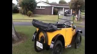 1928 Austin 7 ' Chummy ' Tourer
