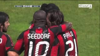 Pirlo Incredible Goal vs Parma 0-1 AC Milan HD