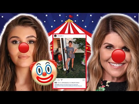 Olivia Jade is a CLOWN 🤡 ... Her Instagram Post 🤡 thumbnail