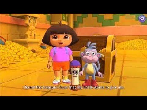 Dora Little Map on