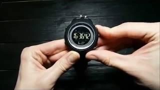 часы Skmei Amigo  видео обзор