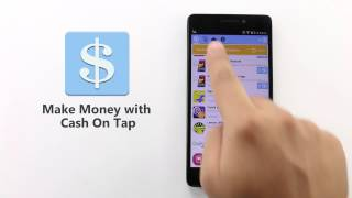 Make Money with Cash On Tap Android App