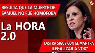 LASTRA y VOX. -  SE ESCLARECE LO OCURRIDO CON SAMUEL