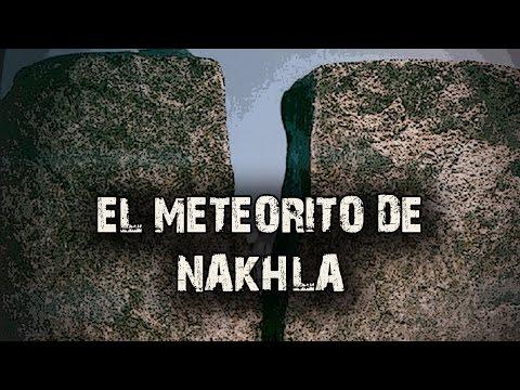 El meteorito de Nakhla ¿evidencia de vida en Marte?