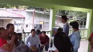 Rosalina y Sus Tambores - Que no la Deba mas (Tamborito Panamá)