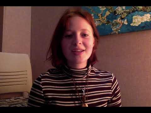 Sophia Skinner AFEE Chalk Talk: genetic engineering