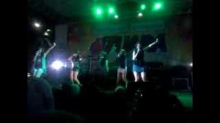 Download 7 ICONS - Cinta 7 Susun Live At Metro Indah Mall Bandung - 27.09.2014 MP3 song and Music Video