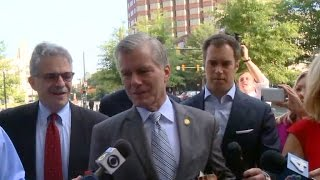 Former Virginia Gov. Bob McDonnell on trial for corruption, blames wife