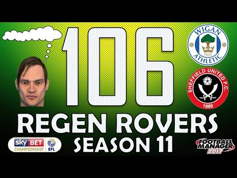 Regen Rovers | #106 Dreaming of Promotion | Football Manager 2017 Create-A-Club Career