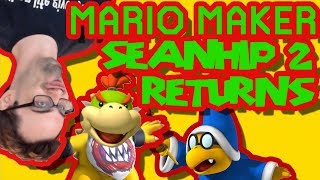 Mario Maker - Flip Your Lid Puzzle, Magic Touch, and Temper Tantrum   Awesome Puzzles by Seanhip #12