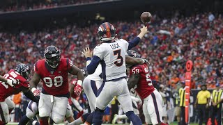 Gut Reaction: Drew Lock & the Broncos Motorboat the Texans | Huddle Up Podcast Live