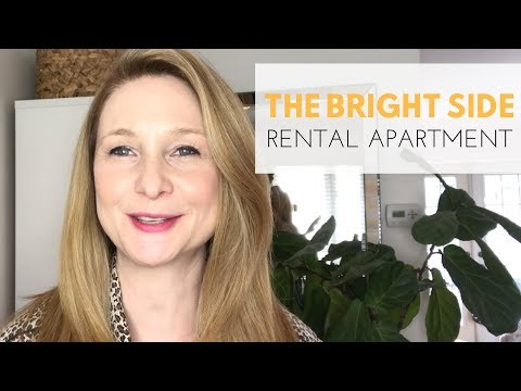 The Bright Side - Rental Apartment Decor Tips with Karla Dreyer