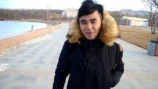 One Day In FEFU Vladivostok