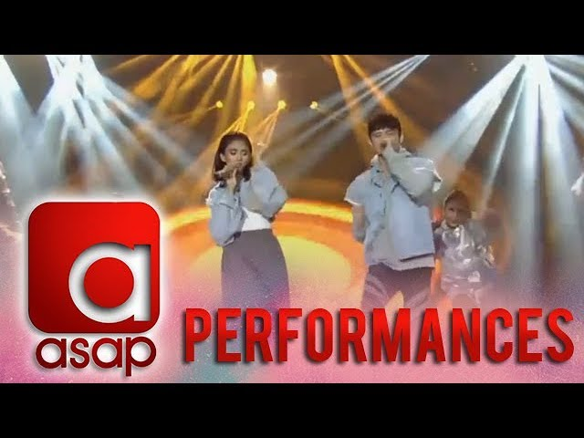 ASAP: Sarah G and James Reid sing a duet performance on ASAP