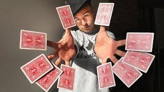 5 ТРЮКОВ КОТОРЫЕ ВЫ НИКОГДА НЕ ПОВТОРИТЕ + ОБУЧЕНИЕ | Magic five