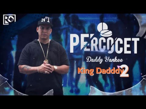 Daddy Yankee - Percocet (Preview) | KING DADDY II