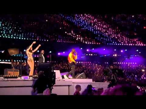 London 2012 Olympic Closing Ceremony (Tinie Tempah, Jessie J & Taio Cruz)