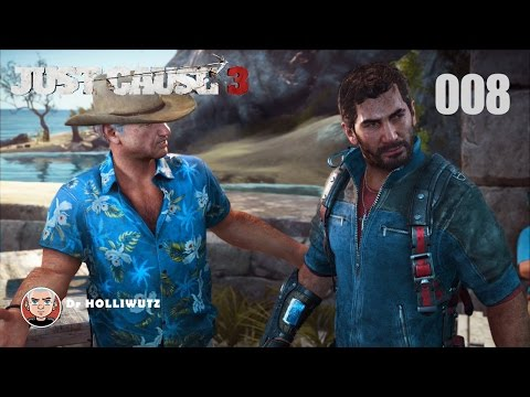 Just Cause 3 #008 - Treffen auf Soros - Cava de Rebelles [XBO][HD] | Let's play Just Cause