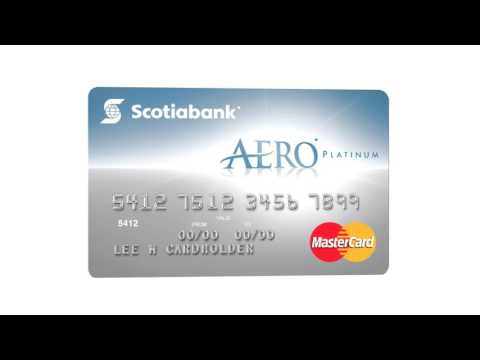 Scotia Aero Promo