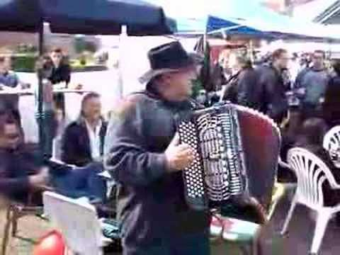 gino lombardi op accordeon live from holland