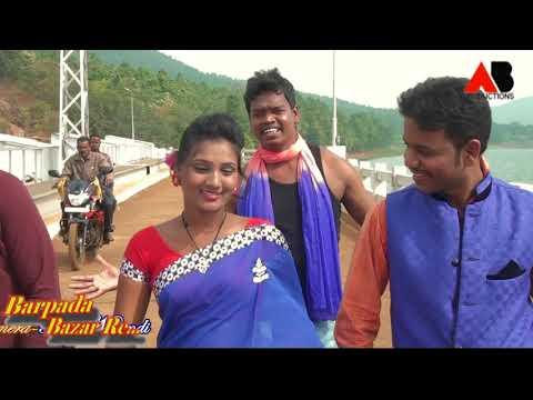 New  Barpada Bazar ......Video.Santali ,,,