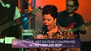 Tamela Mann - Joni Show - Guest of Honor