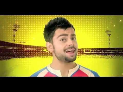 KINGFISHER IPL 2014 TVC - O La La La Le O (acapella mix)