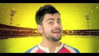 KINGFISHER IPL 2014 TVC - O La La La Le O (acapella mix)