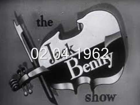 JACK BENNY TV SHOW 02 04 1962   BEVERLY HILLS POLICE STATION