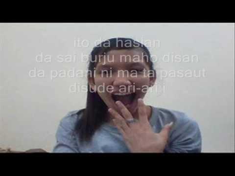 Lirik Mardua Huta Siantar rap siantar rap foundation