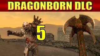 Skyrim Dragonborn DLC Walkthrough - Part 5, The Temple of Miraak