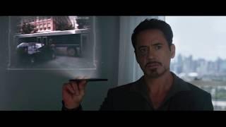 Тони Старк пришел к Человек Пауку. Момент из фильма Первый Мститель. Противостояние 2016