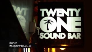 Afterwork La Zoukinerie 23 Janvier 2013 (teaser) - TWENTY ONE SOUND BAR PARIS