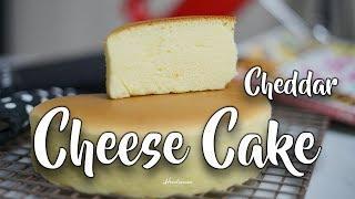 Cheddar Cheese Cake - Tintin Rayner Recipe