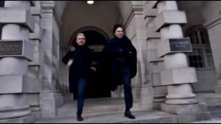 Мнение о 4 сезоне 3 серии Шерлока Холмса(vs Пила)