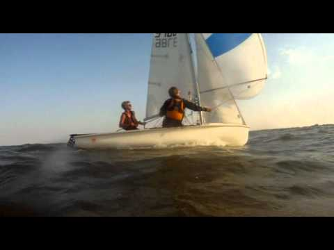 North Cape Yacht Club's hometown hero Anna Tunnicliffe