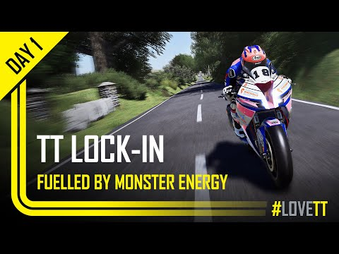 Day 1: TT Lock-In Fuelled By Monster Energy | TT Races Official