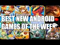 Best New Free Android Games of the Week #30