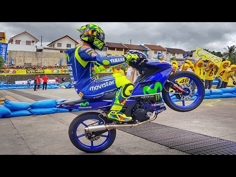 FIRST PUBLIC RACE of Valentino Rossi and Maverick Viñales (MotoGP Yamaha GP) Mp3