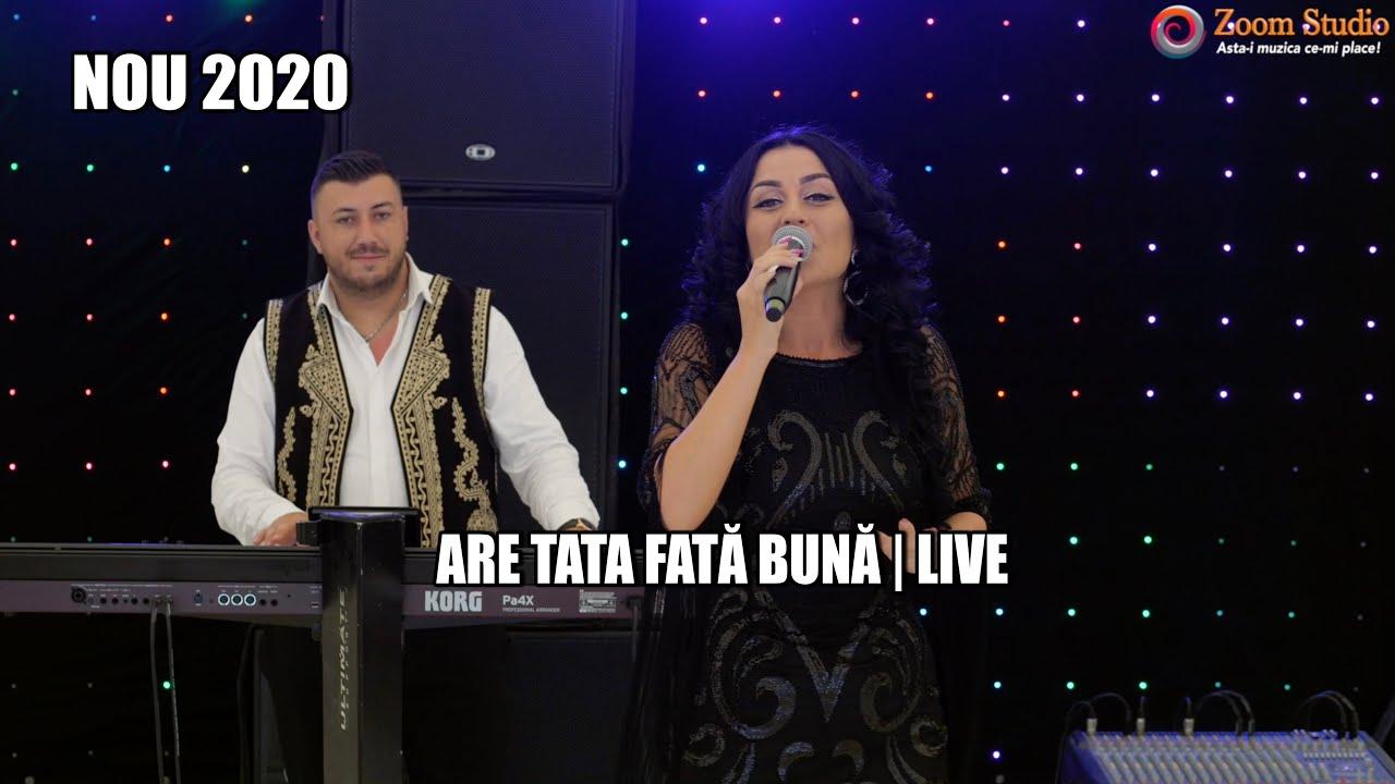 NOU 2020 - ARE TATA FATA BUNA - FORMATIA IULIAN DE LA VRANCEA[LIVE 2020] [PENTRU SOFIA]